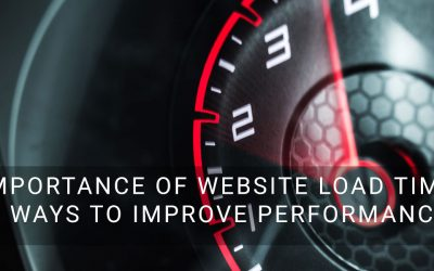 Importance of Website Load Time and Ways to Improve Performance