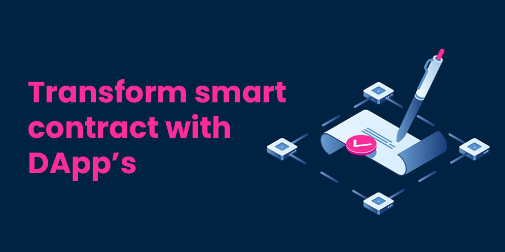 Smart Contract Development Company Increases your efficiency